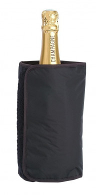 Champagne Cooler Cover Black
