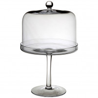 Riera Riera Riera Tartera with foot and lid 24cm-20