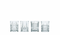 Nachtmann Nachtmann Set of 4 Tumbler Glass HIGHLAND-20