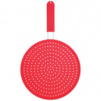 Kitchencraft Kitchencraft Silicone Splash Cap 28cm Red-20