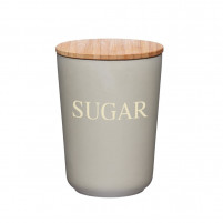 Kitchencraft Kitchencraft Bamboo pot for sugar-20