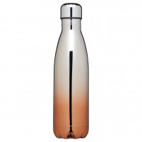 Kitchencraft Kitchencraft Water Bottle with double wall 500ml copper finish-20
