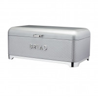 Kitchencraft Kitchencraft Grey metal bread basket-20