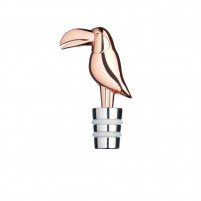 Kitchencraft Kitchencraft Bottle Stopper Rose Gold Toucan-20