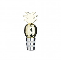 Kitchencraft Kitchencraft Bottle Stopper Gold Pineapple-20