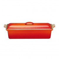 Le Creuset Le Creuset Cast Iron Baking Dish Rectangular with lid-20