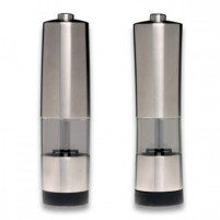 Berghoff Berghoff Geminis Electric Salt And Pepper Mill Set-20