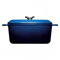Woll Woll Cast iron pot 24cm Blue-20