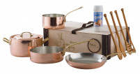 Ruffoni Ruffoni OPERA Copper Set 5 Pieces in Wooden Box-20