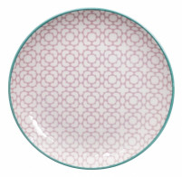 Tokyo Tokyo GEO ELECTRIC Purple Small Plate-20