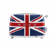SMEG SMEG Toaster 2 slices English flag-20