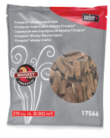 Weber Weber Firespice Whiskey Wood chips-20