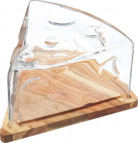 Kitchencraft Kitchencraft Glass Cheese Cloche-20