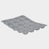 de Buyer de Buyer Mini Hemispherical Moulds-20