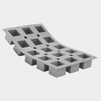 de Buyer de Buyer Elastomoule Cube-20