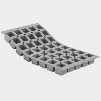 de Buyer de Buyer Mini Cubes Mould-20