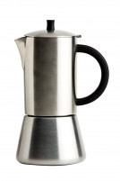 Cristel Cristel COMPLEMENTS Palermo Stainless Steel Coffee Pot 6 Cups-20