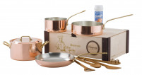 Ruffoni Ruffoni PROTAGONISTA Copper Set 5 pieces-20