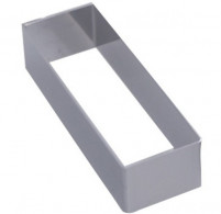 de Buyer de Buyer Rings Rectangles sharp angles 10cm-20