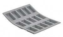 de Buyer de Buyer Mini Finarnciers Mould-20