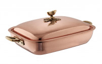 Ruffoni Ruffoni HISTORIA DECOR Copper Roasting Pan-20