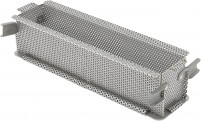 de Buyer de Buyer Stainless steel foldable mould. Perforated-20