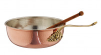 Ruffoni Ruffoni HISTORIA DECOR Copper Chef Pan-20