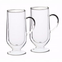 Kitchencraft Kitchencraft Set 2 cups coffee with milk 325ml-20