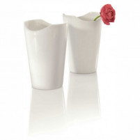 Berghoff Berghoff Set of 2 Vases 12cm ECLIPSE-20