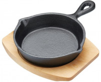 Kitchencraft Kitchencraft Cast Iron Mini Frypan 15cm-20
