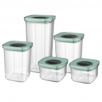 Berghoff Berghoff 5-piece storage jar Set-20