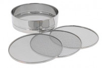 de Buyer de Buyer Flour sieve with 4 interchangeable meshes-20