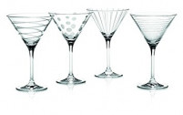 Kitchencraft Kitchencraft Set 4 martini glasses Misaka-20