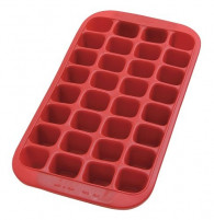 Lekué Lekué Gourment Industrial Ice Cube Tray Red-20