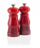 Le Creuset Le Creuset Set of 2 Mini Pepper Grinder Cherry-20
