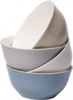 Vivo Vivo COLOR LOOP Bowl Set 4pcs.-20