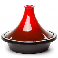 Le Creuset Le Creuset Cast Iron Tagine Cherry-20