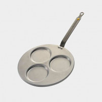 de Buyer de Buyer MINERAL B ELEMENT triple-blini pan-20