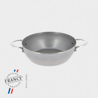 de Buyer de Buyer MINERAL B Country Frypan with 2 handles 24cm-20
