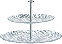 Nachtmann Nachtmann Two tier tray large BOSSA NOVA-20