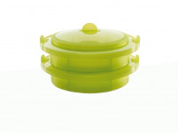 Lekué Lekué Layered Steamer, Green-20