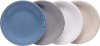 Vivo Vivo COLOR LOOP Breakfast Plate Set 4pcs.-20