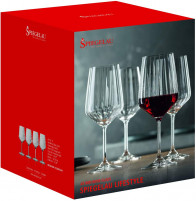 Spiegelau Spiegelau Set of 4 Red Wine Glass LifeStyle-20