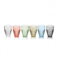 Guzzini Guzzini TIFFANY Set of 6 tall tumblers-20