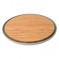 Berghoff Berghoff Bamboo Chopping board with plate-20