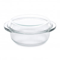 Berghoff Berghoff Glass pan with lid-20