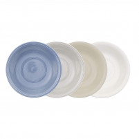 Vivo Vivo COLOR LOOP Soup Plate Set 4pcs.-20