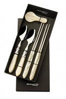 Bugatti Bugatti ALADDIN cream spoon and sticks set-20