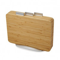 Joseph Joseph Joseph Joseph INDEX Bamboo Chopping Board Set-20