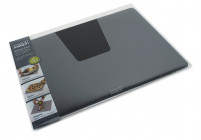 Joseph Joseph Joseph Joseph Rectangular Crystal Chopping Board Black-20